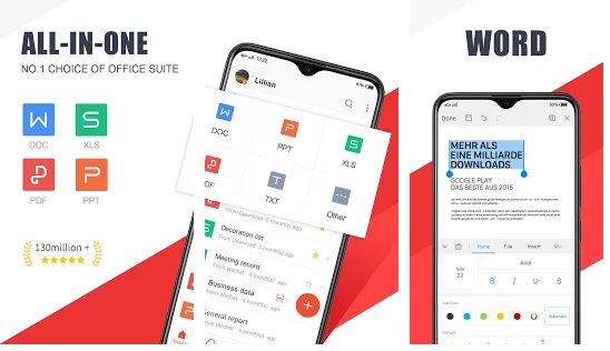 best free office app for android