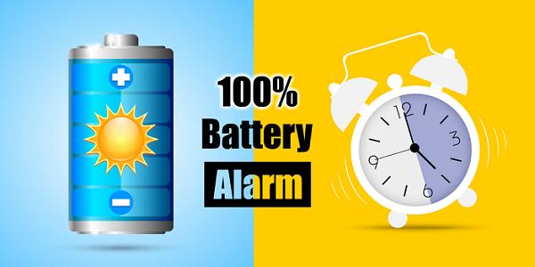 full battery alarm pro