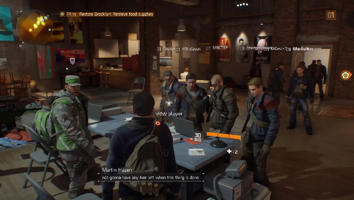 The division pc game