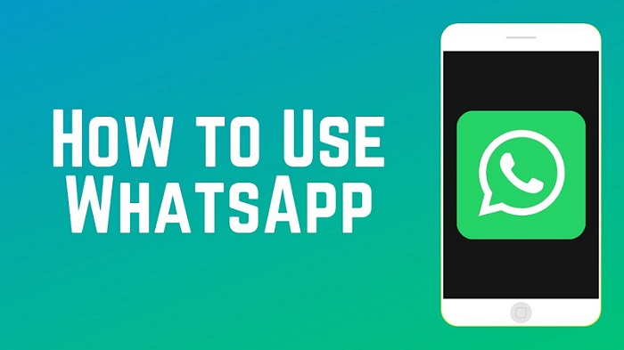 how to use whatsapp